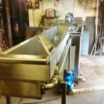 R&A Engineering Scallop Washing System