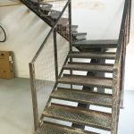 Steel Access Stairs