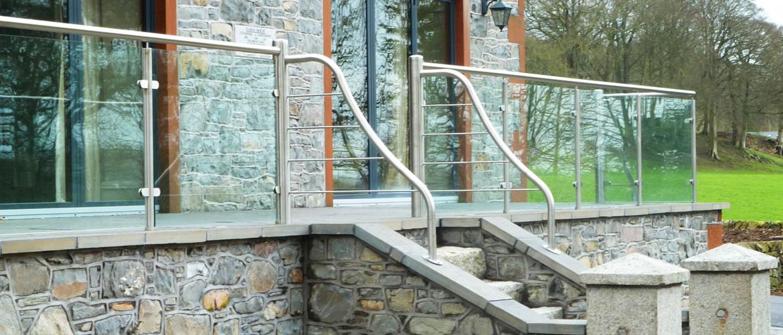 Balconies & Railings